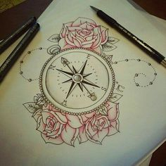 #compass #roses