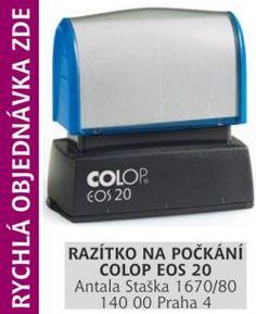 Razítko Colop Eos 20