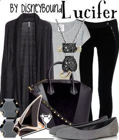 Disney Bound - Lucifer