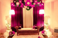 DIY Project #2 : Engagement Dais Ideas | Still Counting . . . by Huda Luna