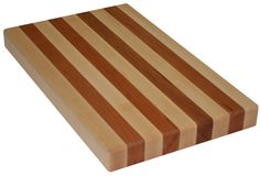Maple and Cherry Butcher Block Cutting Board
