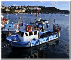 Harbour scenes - VI - Sile, Istanbul