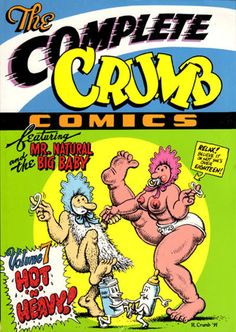 The Complete Crumb Comics 07 by Robert Crumb