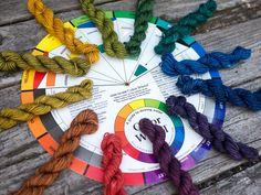 Complex Color Wheel
