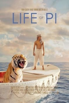 Life of Pi (2012) movie #poster, #tshirt, #mousepad, #movieposters2