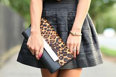 Clutch InStyle for Nine West - Blogger Camila Coelho - Super Vaidosa