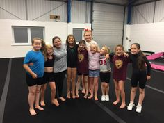 Cheerleading is amazing for all round confidence and team work! Get your child involved today! You won't regret it.