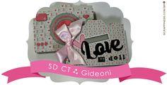 Scrappiness Designs Creative Team ♥ Gideoni