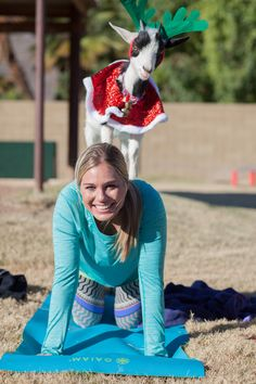 Home of Goat Yoga and all things Goat in Arizona with Yoga instructors
