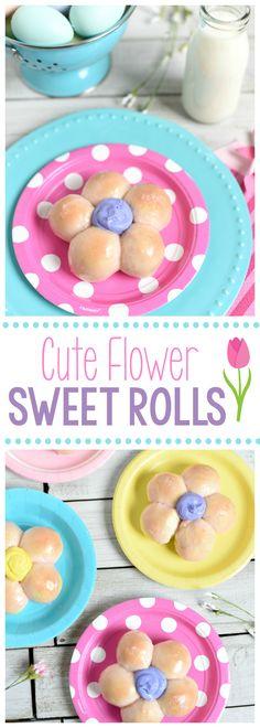 Sweet Rolls Shaped L