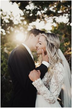 modest wedding dress with long sleeves from alta moda. -- (modest bridal gown)  Photo by Eden Strader
