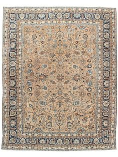 Product No: U-2117 Title: Vintage Meshad Rug Size: 10ft 01in X 12ft 11in Circa: 1920