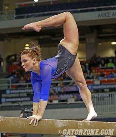 Bridget Sloan she was in the 2008 Olympics and I met her toooo