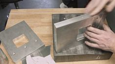 EPIC CNC upgrade - episode 5. making a precision gantry side plates. how... Side Plates, Cnc Machine, Episode 5, How To Make, Side Dishes