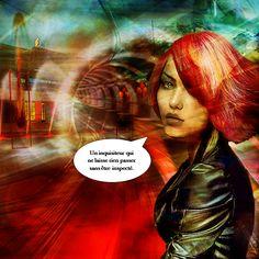 Dompteuse de Vortex Illusion, Movies, Movie Posters, Dance Floors, Comics, Artist, Films, Film Poster, Cinema