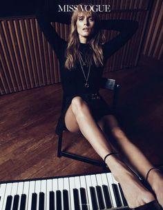 Malgosia Bela - Vogue Paris