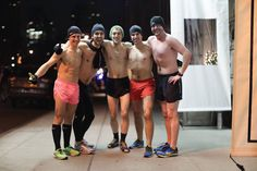 """""""We're doing an annual fun and sexy memorial run for our friend Joe. Joe's still alive though. He's actually perfectly healthy. We're just trying to raise awareness for him. Awareness of Joe. Brandon Stanton, Humans Of New York, I Want To Cry, Another Man, Happy Moments, Funny Me, How To Raise Money, Life Is Beautiful, Awkward"""
