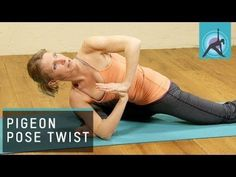 Stretching your Stress Out - Meet your Psoas muscle - Ekhart Yoga #PsoasRelease