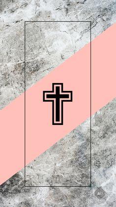 Cross Wallpaper, Jesus Wallpaper, Bible Verse Wallpaper, Cute Wallpaper Backgrounds, Tumblr Wallpaper, Aesthetic Iphone Wallpaper, Wallpaper Quotes, Cute Wallpapers, Aesthetic Wallpapers