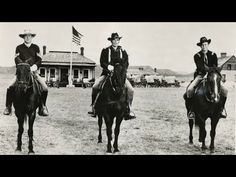 The Glory Guys Western 1965 Tom Tryon, Harve Presnell & Senta Berger - YouTube
