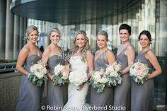 Real Wedding K + J #bigcitybride wedding planning Photographer: Riverbend Studio
