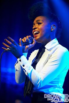 Janelle Monae. You and your entire band. Lead praise and worship.. execution songs.. ALL OF THAT!!