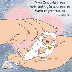 ovejas y ovejitas ayagenesis - Buscar con Google Christian Post, Christian Crafts, Christian Devotions, Christian Quotes, Biblia Online, Bless The Lord, Bible Verse Art, Faith Hope Love, Spiritual Inspiration