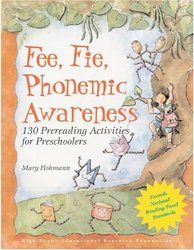 Phonemic awareness... #1 predictor of later reading success