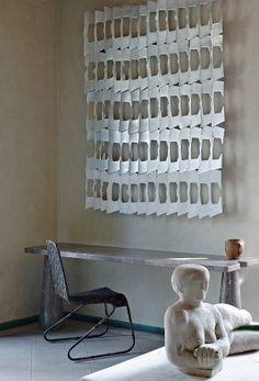 DECOR ; INTERIORS ; ART ; Roberto Falconi