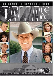 NIGHT TIME SOAP OPERA ABOUT THE WEALTHY, OIL RICH EWING FAMILY OF DALLAS--13 SEASONS had to see this at college every week