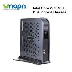 Find More Mini PC Information about High Performance Core i3 4010U Dual core 4 Threads Mini PC with WIFI Linux Windows RAM 8G SSD 256G 6*USB Home Desktops Computer,High Quality Mini PC from Vnopn Official Store on Aliexpress.com