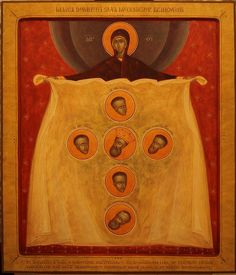 The New Romanian Masters: Innovative Iconography in the Matrix of Tradition Paint Icon, Religion, Byzantine Art, Orthodox Icons, Classical Art, Sacred Art, Religious Art, Folk, Old Things