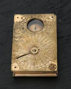 Necessary astronomical - Astronomy Kit / Buschmann Caspar (1563-1629) clockmaker / Ecouen, National Museum of the Renaissance