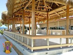Our Portfolio – Big Kahuna Tiki Huts Tiki Bar Stools, Outdoor Tiki Bar, Tiki Hut, New England, Beach House, The Neighbourhood, Home Improvement, Florida, Backyard