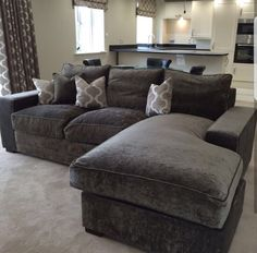 One of our most popular sofas! Knights Bridge- on our website tideshomeandgarden.co.uk! Look now