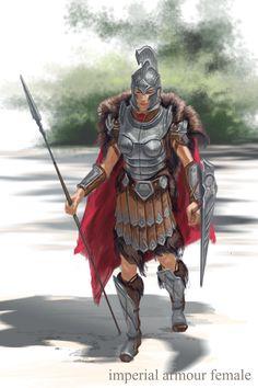 Imperial Armor (female)