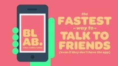 Bebo Reveals New Video Messaging App Named Blab.