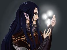 Feanor by cybaura107