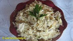 Farfuria vesela: Salata Waldorf Cabbage, Vegetables, Cooking, Food, Salads, Kitchen, Essen, Cabbages, Vegetable Recipes