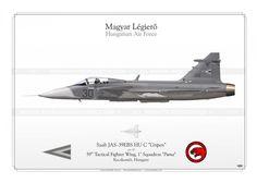 """JAS-39EBS """"Gripen"""" HAF JP-171"""