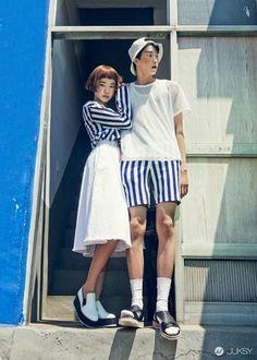戀愛就是要放閃!韓國 vs. 歐美情侶裝大集結 - JUKSY 線上流行生活雜誌