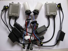 HYLUX Germany ASIC chip xenon hid kit CAN BUS HB4 HID Xenon Conversion Kit 9006 #HyluxCNLight
