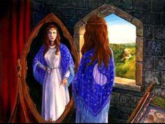 Aes Sedai shawl