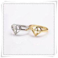 Nouvelle conception de bijoux de mode doigt cadeau anneau pour les femmes fille R1051