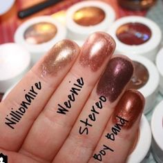 If you want to transform your eyes and also increase your natural beauty, finding the very best eye makeup tips and hints will help. You want to make certain you wear makeup that makes you look even more beautiful than you are already. Makeup To Buy, Kiss Makeup, Beauty Makeup, Hair Makeup, Makeup Tips, Gold Makeup, Drugstore Makeup, Colourpop Cosmetics, Colourpop Eyeshadow Swatches