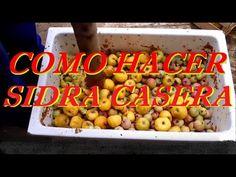 Como Hacer Sidra De Forma Tradicional y Casera //Destacados //Enseñanzas