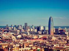 My most recent vacation... Barcelona, Spain