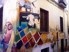 Graffiti in Granada: The Backstreet Art Gallery of Spain