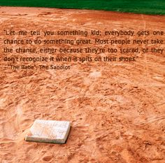 """The Great Bambino  """"The Babe""""  The Sandlot"""
