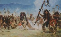 The World of Mary Antony: ZS Liang: historical scenes of the life of the American Indians
